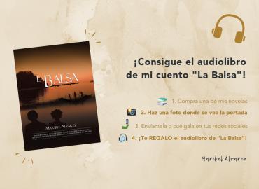 Maribel Alvarez la balsa audiolibro